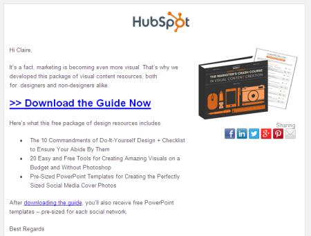 hubspot marketing