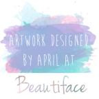 artwork designed by april